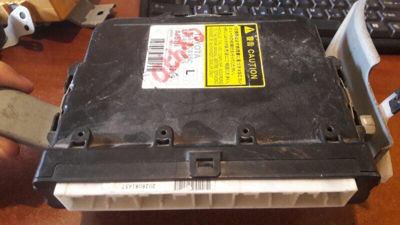 Блок управления abs Lexus Gx470 UZJ120 2UZFE 2004