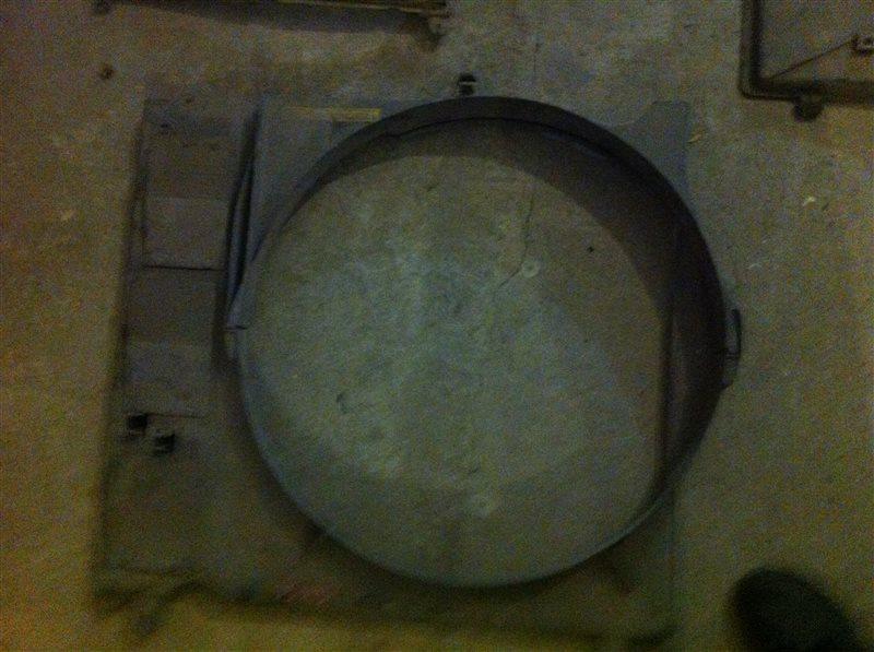 Диффузор Infiniti Qx56 60 2005