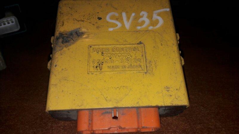 Блок управления дверьми Toyota Camry SV35, SV30, SV32, SV33 3SFE, 4SFE 1992