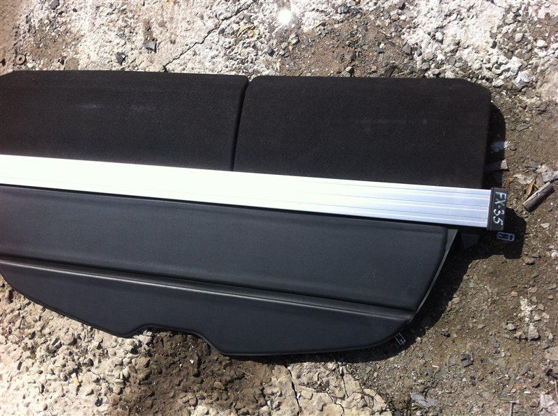 Шторка багажника Infiniti Fx35 50 2005