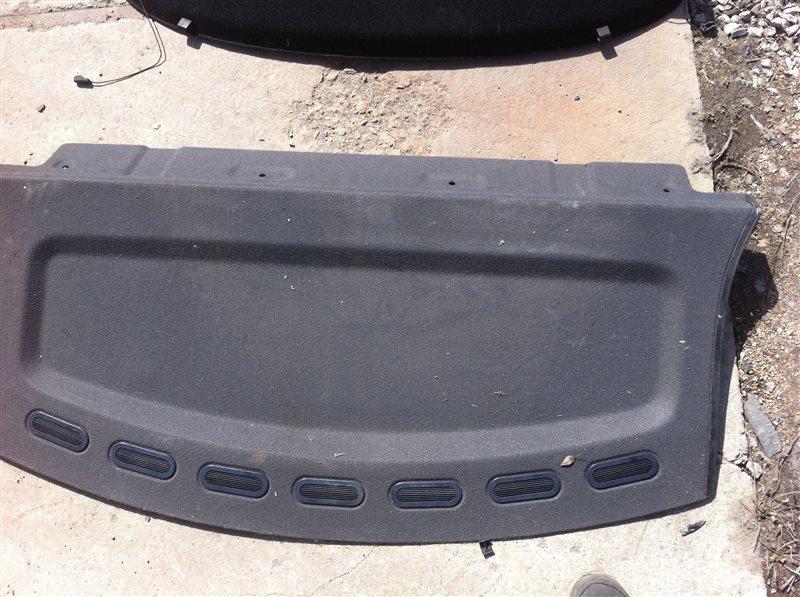 Полка багажника (задняя панель) Ford Focus 2 2009