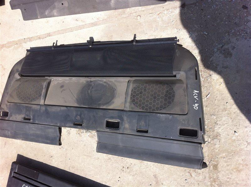 Шторка багажника Toyota Camry ACV40 2008