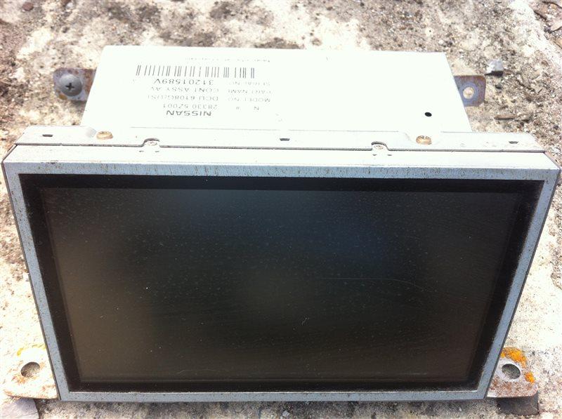 Монитор Infiniti Qx56 60 2005