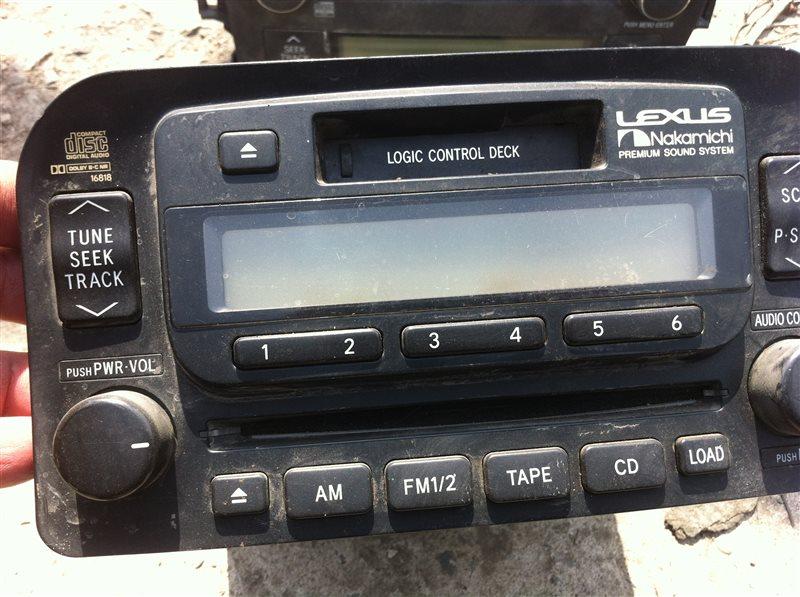Магнитола Lexus Lx470 100 2000