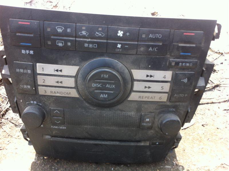Магнитола Nissan Teana 31 2004