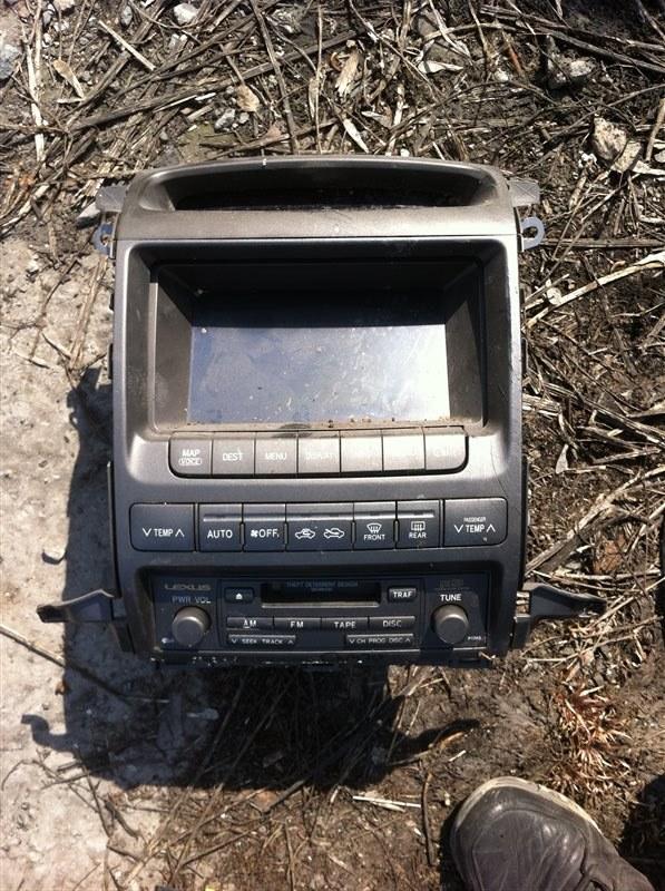 Монитор Lexus Gx470 120 2005
