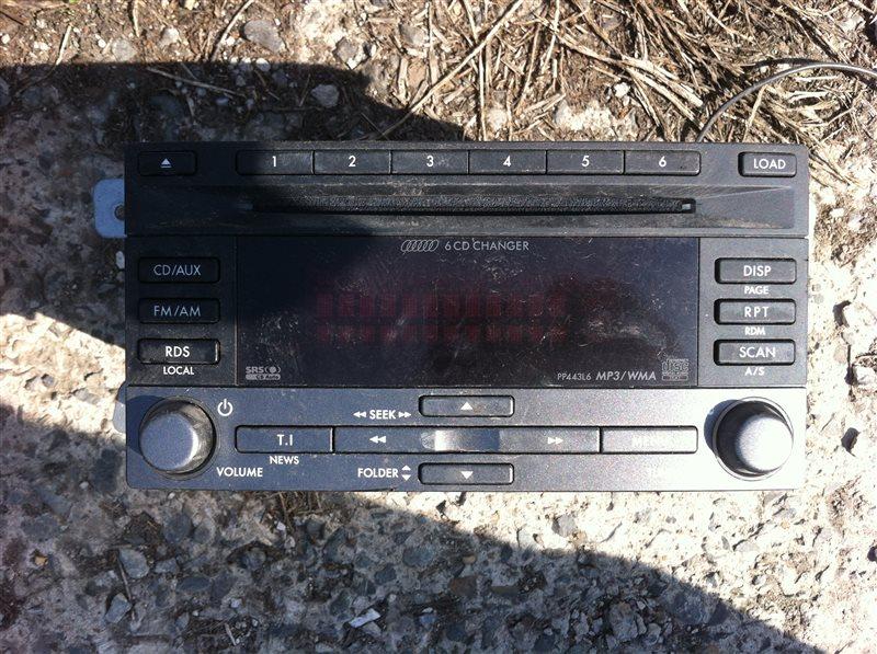 Магнитола Subaru Forester SH5 2009