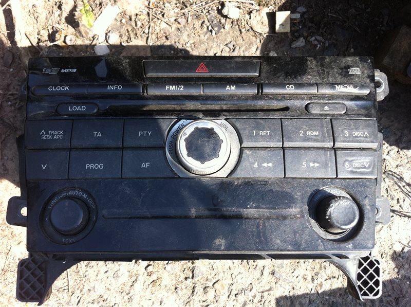 Магнитола Mazda Cx7 2008