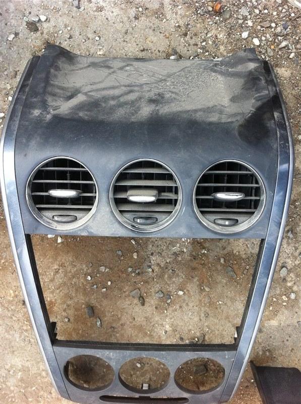 Рамка магнитолы Mazda Cx7 2011