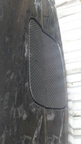Лючок топливного бака бензобака Subaru Forester SG5, SG9 EJ20 2006