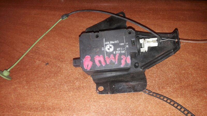 Активатор замка лючка бензобака Bmw 525I E39 M52TU 1999
