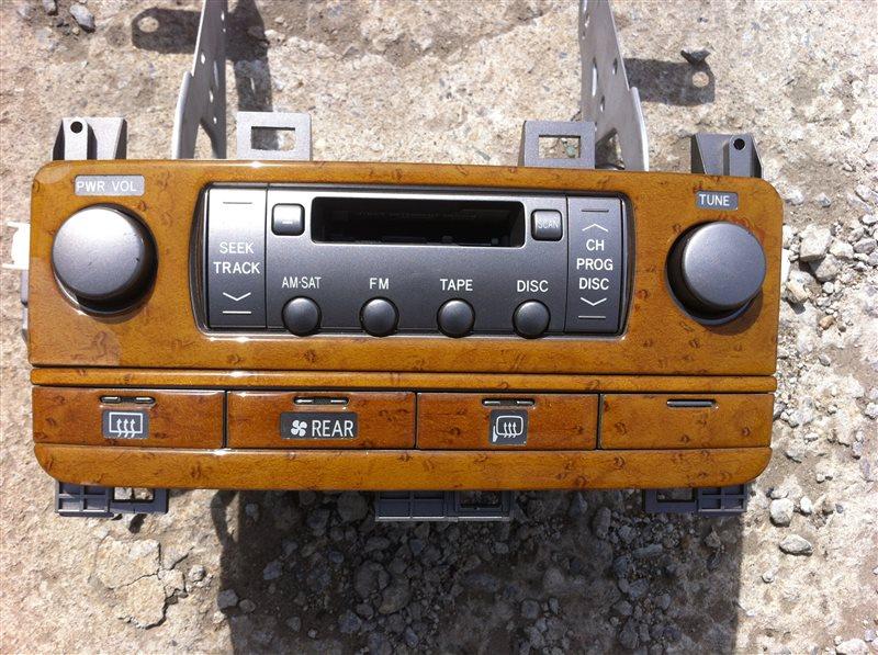 Магнитола Lexus Lx470 100
