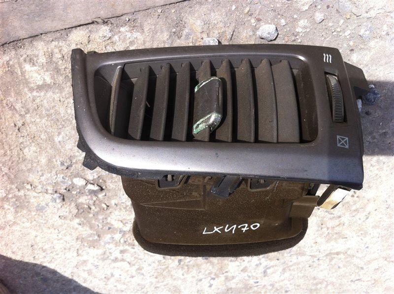Дефлектор. регулятор воздушного потока Lexus Lx470 100