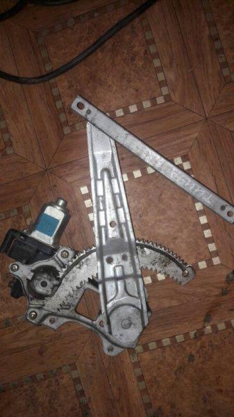 Стеклоподъемный механизм Nissan Tiida Latio SC11 HR15 2005 задний
