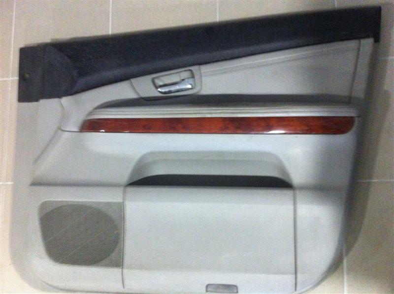 Обшивка двери Lexus Rx300 30 2004 передняя правая