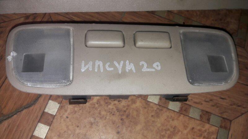 Плафон подсветки светильник салона Toyota Ipsum ACM21, ACM26 2AZFE 2002