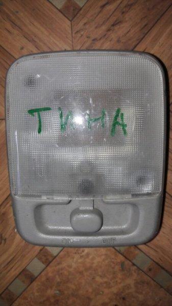 Плафон подсветки светильник салона Nissan Tino V10 QG18DE 2003