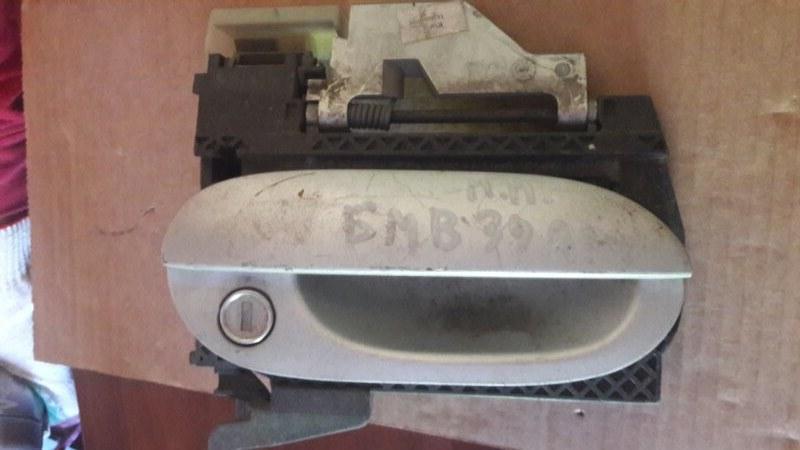 Ручка двери внешняя Bmw 525I E39 M52TU 1999