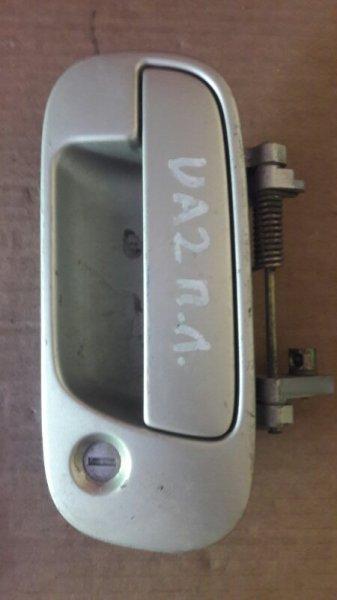 Ручка двери внешняя Honda Saber UA2, UA1 G25A, G20A 1997 передняя левая