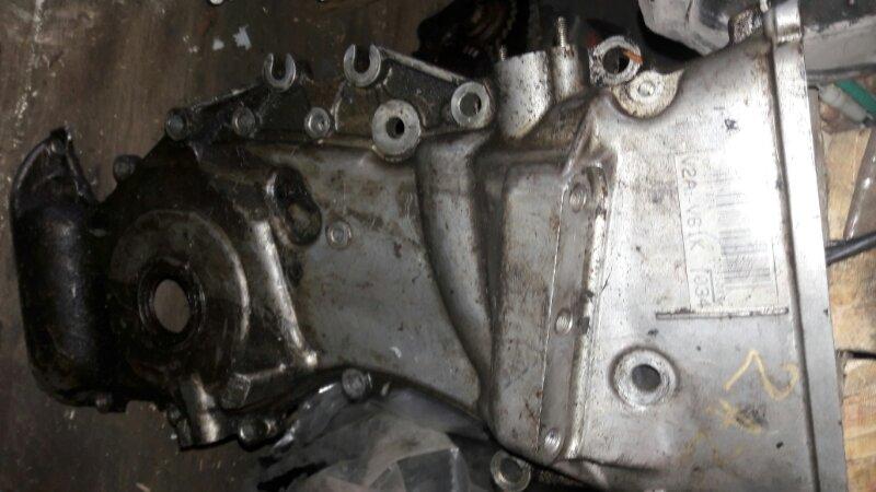 Лобовина двигателя Toyota Camry ACV40 2AZFE 2007