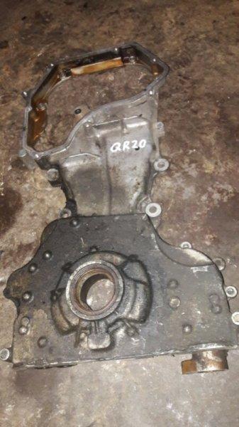 Лобовина двигателя Nissan Primera TP12, QP12 QR20DE 2003
