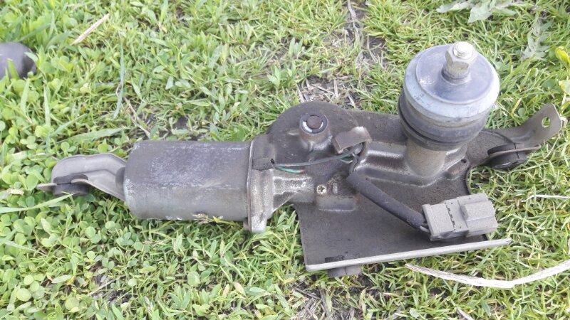 Мотор дворников двигатель стеклоочистителя Honda Integra DB6 ZC 1999 задний