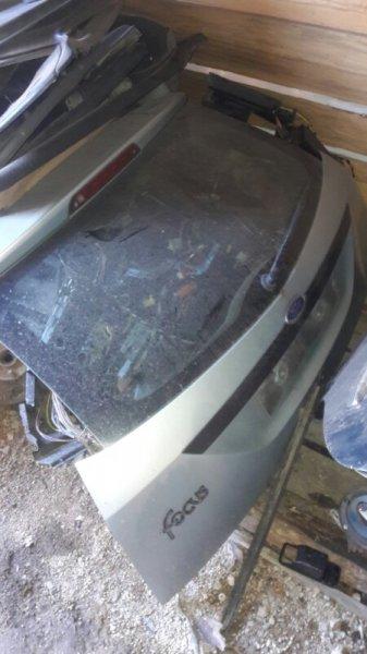 Дверь 5-я дверь багажника Ford Focus 1 ZETEC 2.0 , DURATEC 1.6 2004
