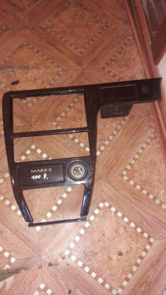 Консоль магнитофона Toyota Mark Ii JZX105, JZX100, GX100 1JZ, 1GFE 1998