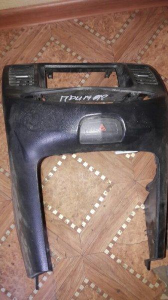 Консоль магнитофона Nissan Primera TP12, QP12 QR20DE 2003