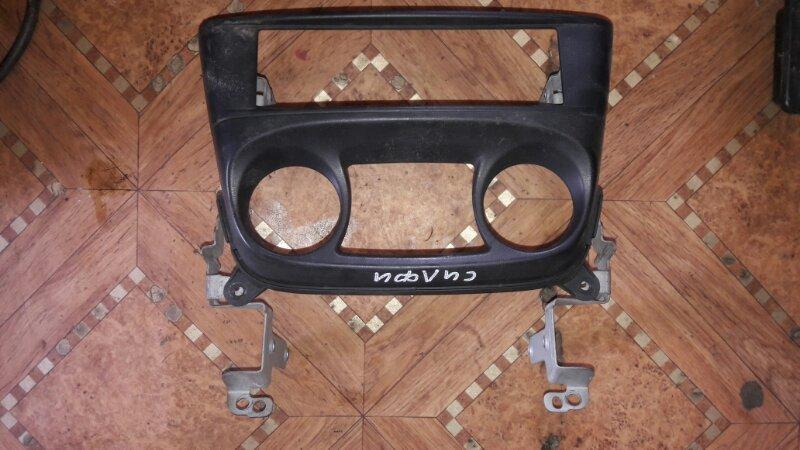 Консоль магнитофона Nissan Bluebird Sylphy FG10 QG15DE 2002