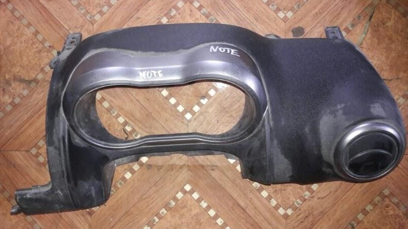 Консоль щитка приборов Nissan Tiida Latio SC11 HR15 2005