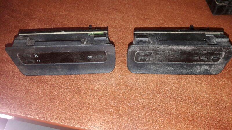 Часы Toyota Tercel EL41, EL43, EL44, EL45 4EFE, 5EFE 1993