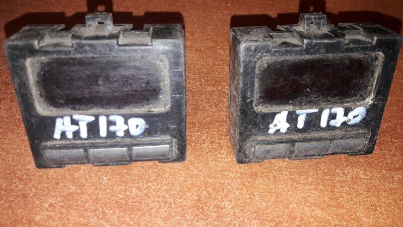 Часы Toyota Carina AT170, AT171, AT175, ST170 5AF, 4AFE, 5AFE, 3SFE 1990