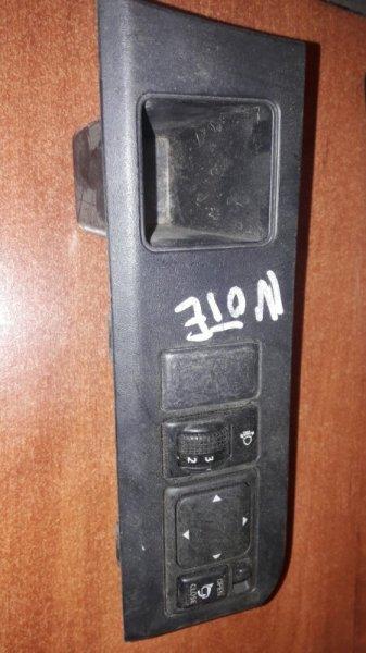 Блок управления зеркалами Nissan Note E11 HR15 2005