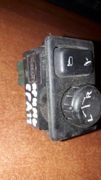 Блок управления зеркалами Nissan Primera TP12, QP12 QR20DE 2003