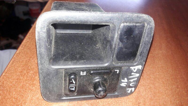 Блок управления зеркалами Nissan Bluebird EU14, ENU14, QU14 SR18DE 1997