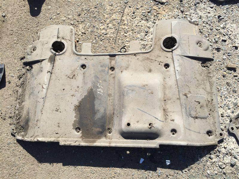 Защита двигателя двс Toyota Hilux Surf 185