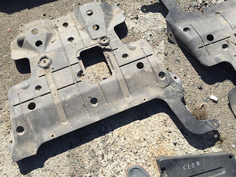 Защита двигателя двс Lexus Lx470