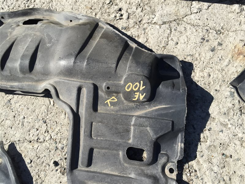 Защита двигателя двс Toyota Corolla 100