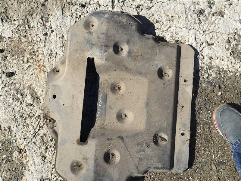 Защита двигателя двс Isuzu Bighorn
