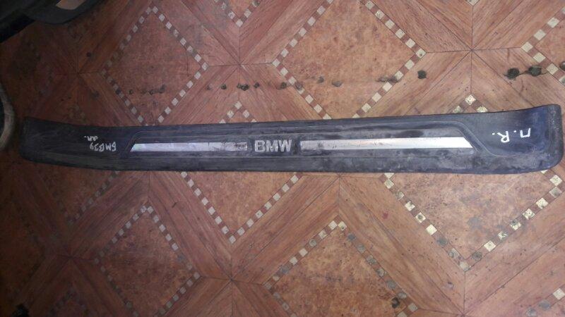 Накладка на порог Bmw 525I E39 M52TU 1999 передняя правая