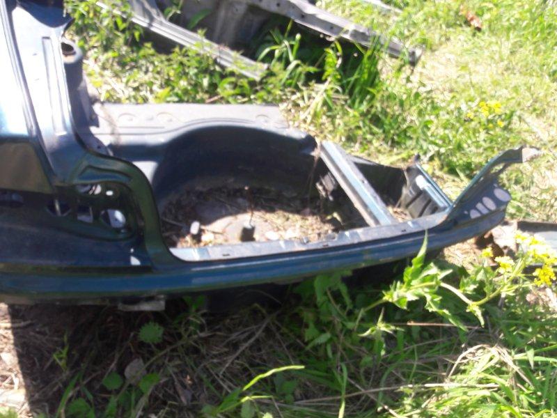 Полка багажника (задняя панель) Bmw 316I E36 M43 1994 задняя левая