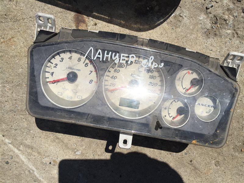 Щиток панель приборов Mitsubishi Lancer