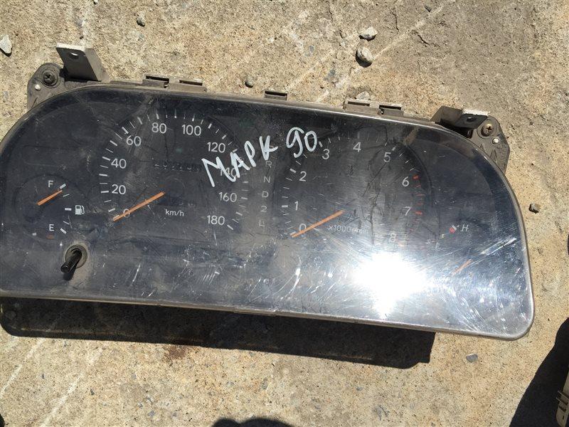 Щиток панель приборов Toyota Mark Ii 90
