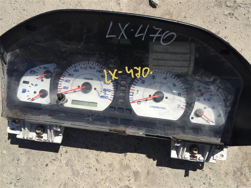 Щиток панель приборов Toyota Land Cruiser 100
