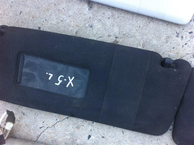Козырек солнцезащитный Bmw X5 53