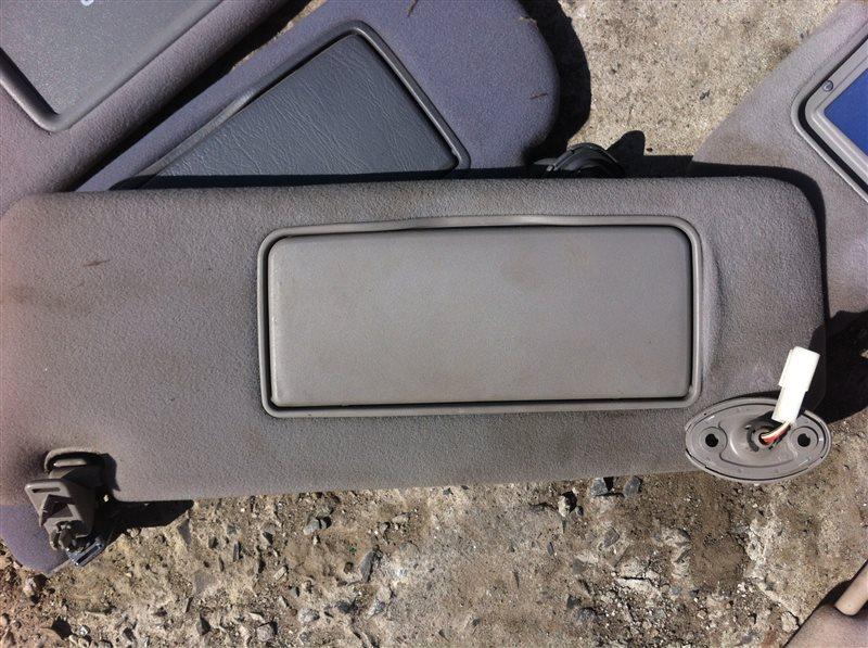 Козырек солнцезащитный Toyota Aristo 161
