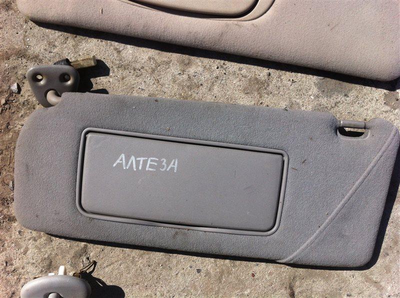 Козырек солнцезащитный Toyota Altezza 10