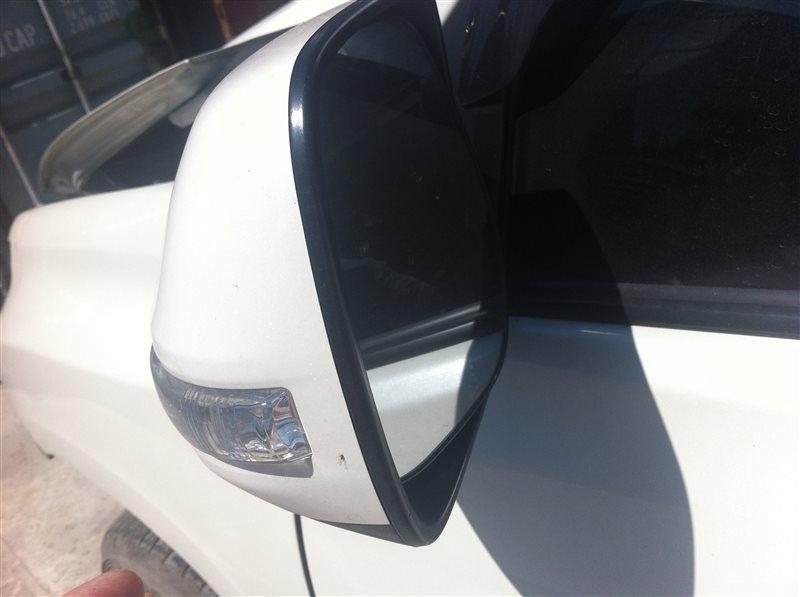Зеркало Toyota Land Cruiser Prado 150 1KD 2015 левое
