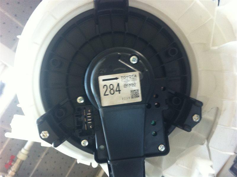 Мотор печки Toyota Land Cruiser Prado 150 1KD 2015